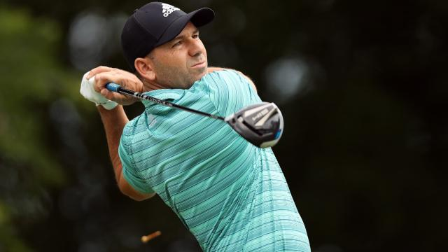 PGA TOUR | Sergio Garcia's Round 1 highlights from AT&T Byron Nelson