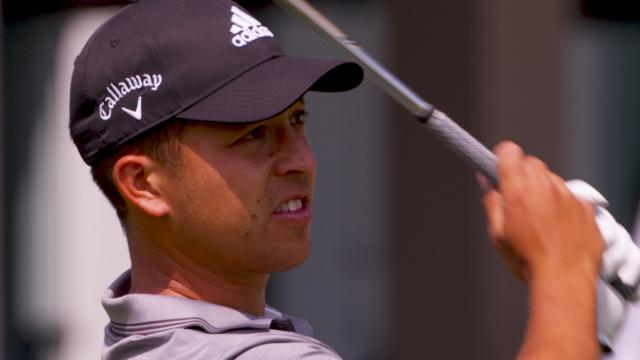 In his own words: Xander Schauffele