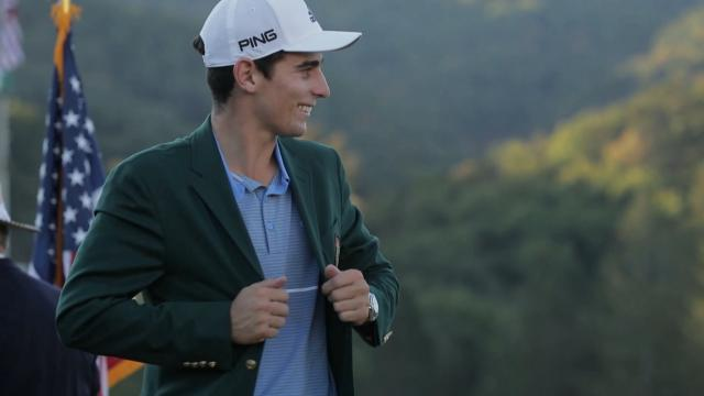 Joaquin Niemann's winning highlights from The Greenbrier