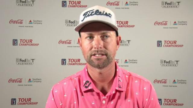 Webb Simpson on the mental aspect of his game before the TOUR Championship