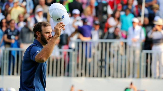 Dustin Johnson's Hall of Fame credentials