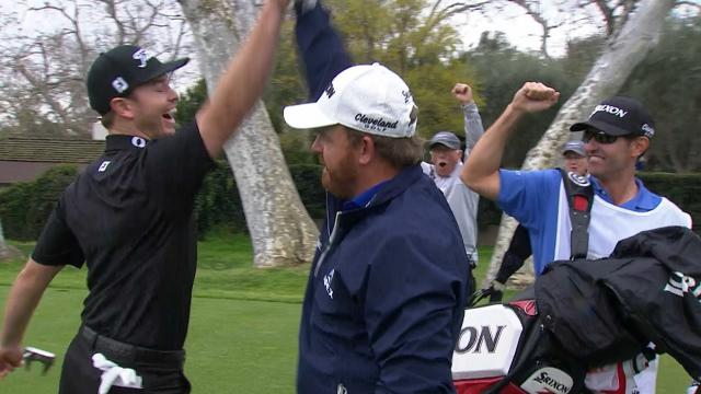 Today's Top Plays: J.B. Holmes' 146-yard ace leads Shots of the Week