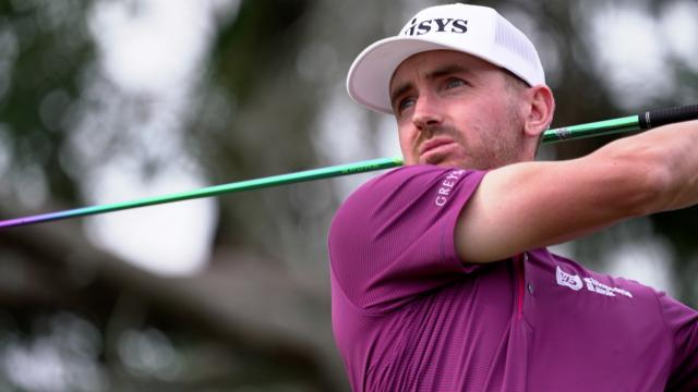 Kevin Dougherty comments after Round 3 of the Savannah Championship