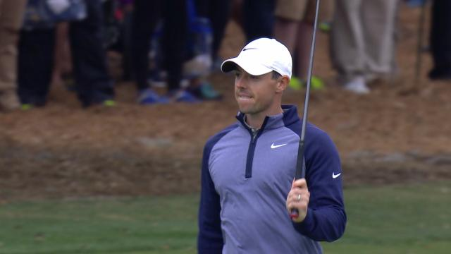 Rory McIlroy cards closing par to secure win at THE PLAYERS