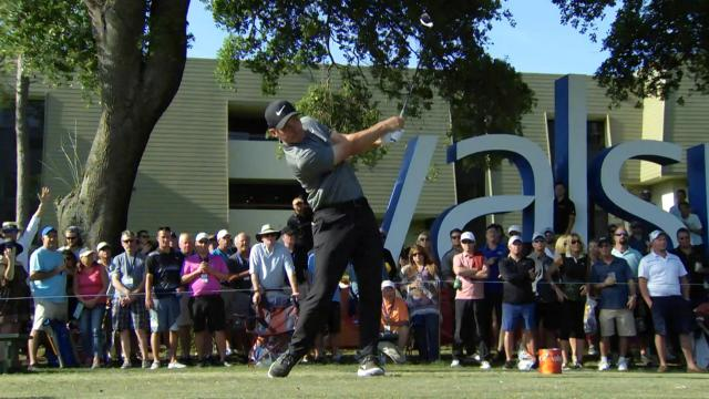 Paul Casey Round 3 highlights at Valspar