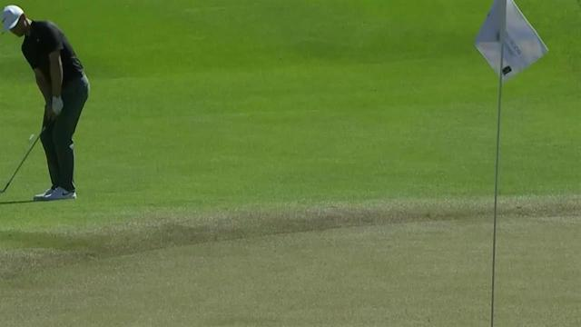 Kyle Stanley's clutch chip shot at Mayakoba