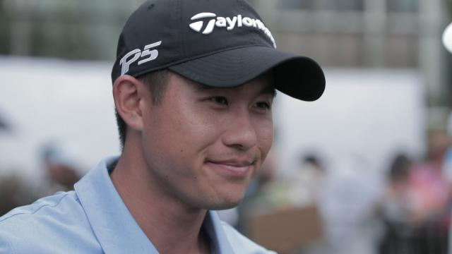 Collin Morikawa interview after Round 3 of Sony Open