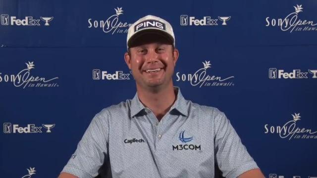 Harris English reminisces on his first career start at Sony Open