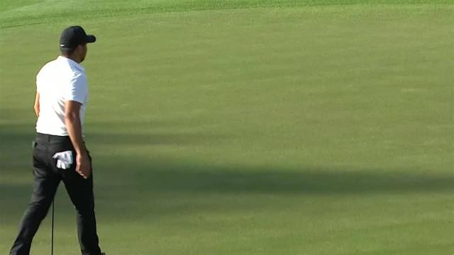 Jason Day's 27-foot birdie putt at THE PLAYERS