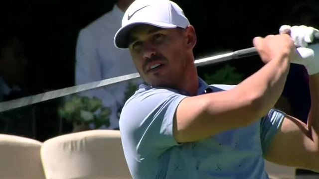 Brooks Koepka cards opening birdie at WGC-Mexico