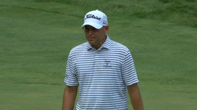 Bill Haas' Round 3 highlights from John Deere