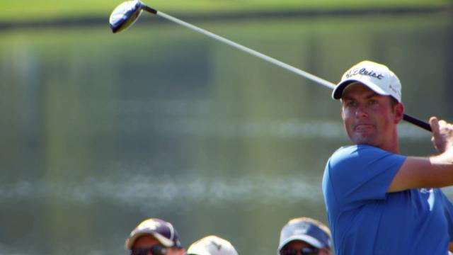 Webb Simpson and caddie Paul Tesori stay strong through struggles