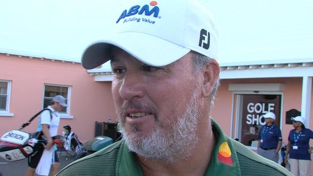 Boo Weekley comments after Round 2 ofBermuda