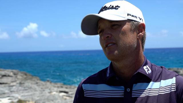 Matt Jones comments after stellar opening round at Corales Puntacana