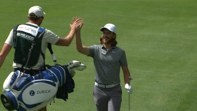 Tommy Fleetwood opens with back-to-back eagles at WGC-Mexico