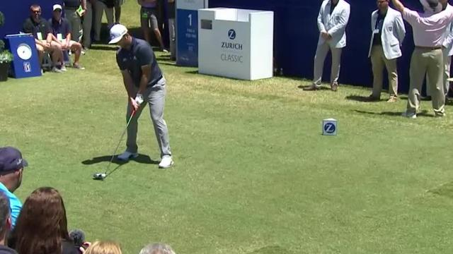Jon Rahm & Ryan Palmer's Round 3 highlights from Zurich Classic
