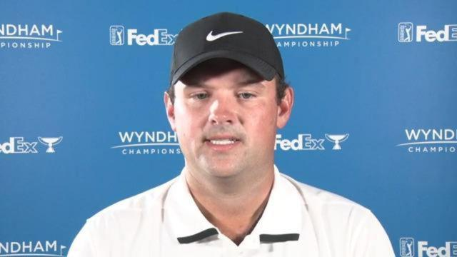 Patrick Reed on his confidence at Sedgefield