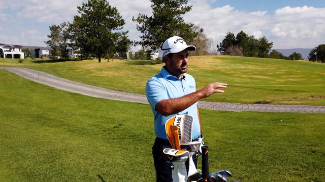 Roberto Díaz discusses what a win by a Mexican would mean at El Bosque