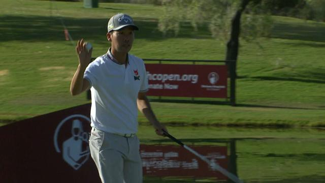 Kevin Na Round 2 highlights at Shriners
