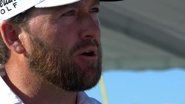 Graeme McDowell's interview after winning Corales Puntacana
