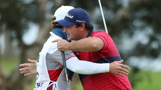 Patrick Reed wins the Farmers Insurance Open