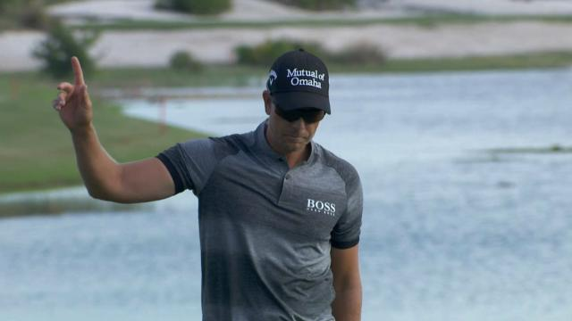 Henrik Stenson wins by one shot at Hero