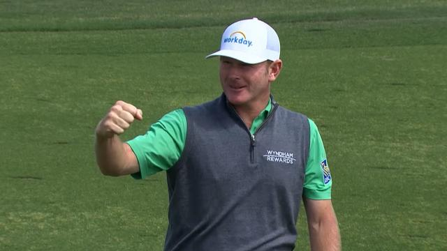 PGA TOUR   Today's Top Plays: Brandt Snedeker's eagle hole-out is the Shot of the Day