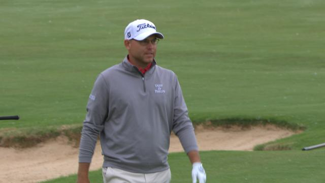Today's Top Plays: Bill Haas' hole-out from 43 yards for the Shot of the Day