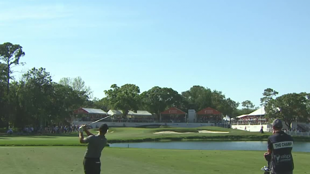 Paul Casey uses nice approach to set up birdie at Valspar