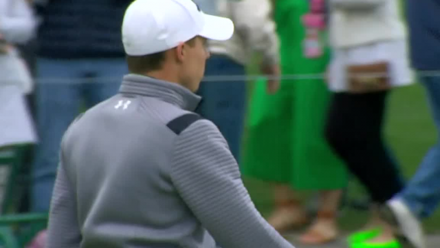 Matthew Fitzpatrick jars lengthy birdie putt at THE PLAYERS