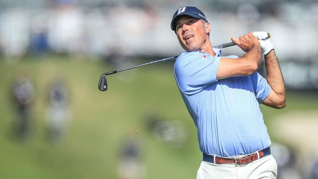 Matt Kuchar takes 36-hole lead into the weekend at Genesis