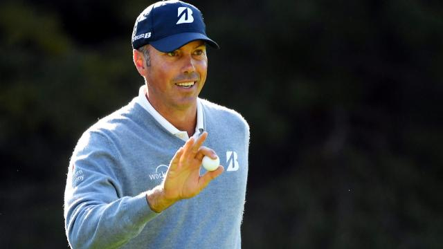 Matt Kuchar leads by three at Genesis