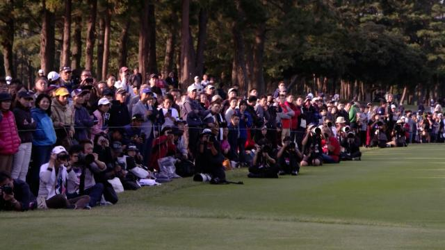 Players on why golf in Japan is so special