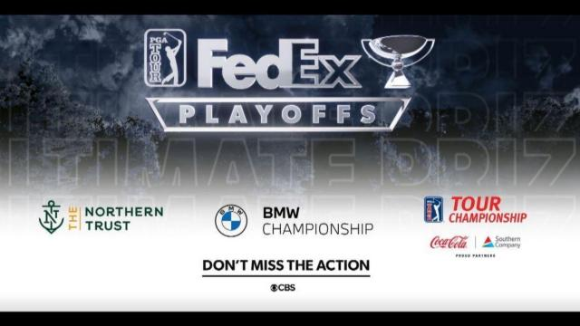 The 2020 FedExCup Playoffs are Here
