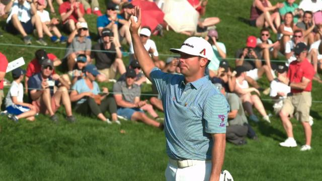 Chez Reavie wins by four shots at Travelers