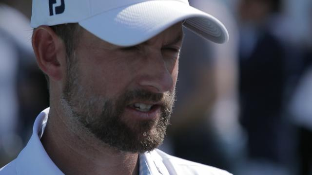 Webb Simpson on his preparation before RBC Heritage