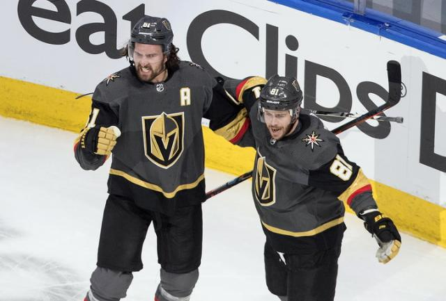 Review Journal Golden Knights | Golden Knights on distractions surrounding team