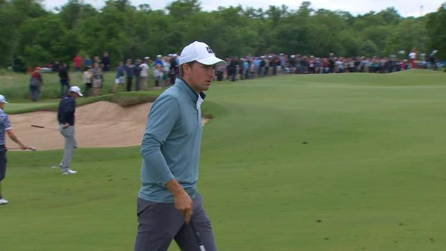 Jordan Spieth's Round 3 highlights from AT&T Byron Nelson