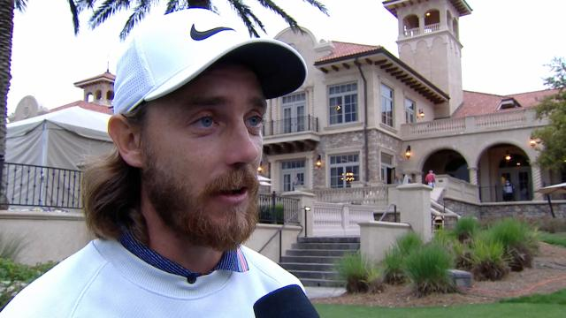 Tommy Fleetwood interview after Round 3 of THE PLAYERS