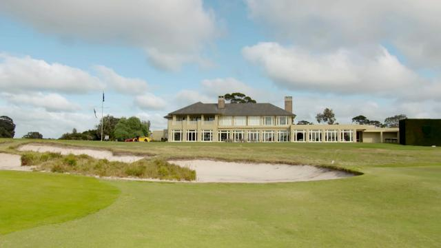 Presidents Cup returns to Royal Melbourne in 2019