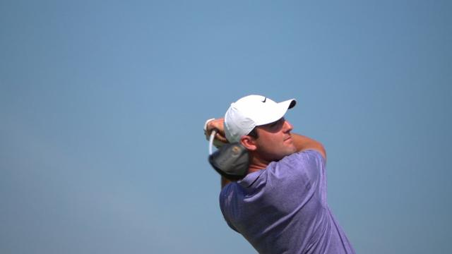 Scottie Scheffler comments after Round 2 of Wichita Open