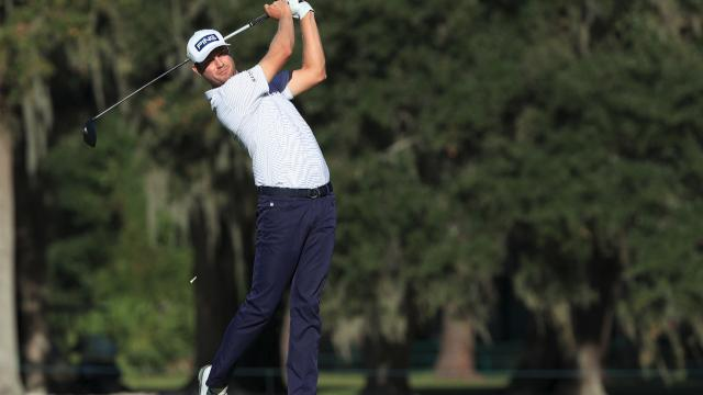 Harris English's Round 2 highlights from The RSM Classic
