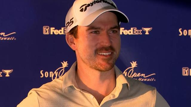 Nick Taylor's interview after Round 2 of the Sony Open