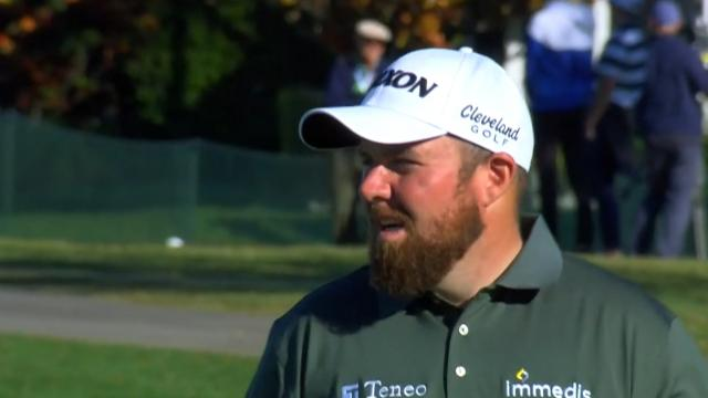 Shane Lowry's Round 1 highlights from Honda