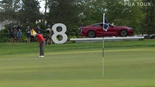 PGA TOUR   Today's Top Plays: Jon Rahm's 66-foot birdie putt to win for the Shot of the Day
