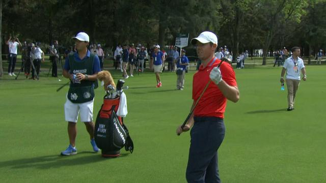Rory McIlroy's Round 1 highlights from WGC-Mexico