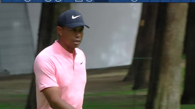 Tiger Woods' clutch birdie on No. 3 at WGC-Mexico