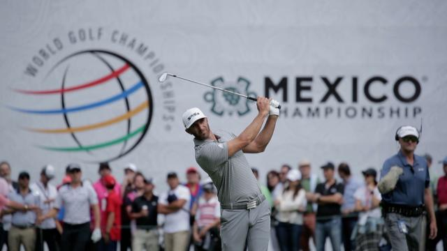 Dustin Johnson on why he feels so comfortable playing at WGC-Mexico