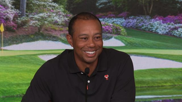 Tiger Woods reflects on the special tradition at The Masters