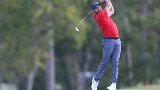 Jason Day's Round 1 highlights from Vivint Houston Open